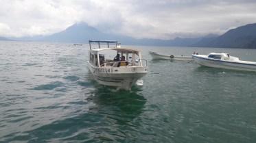 Boat Tours in Lake Atitlan