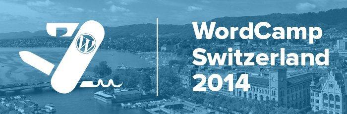 WordCamp Switzerland 2014