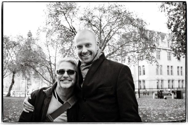 Andrew Lazo and Jason Lepojärvi - Image copyright Lancia E. Smith - www.lanciaesmith.com