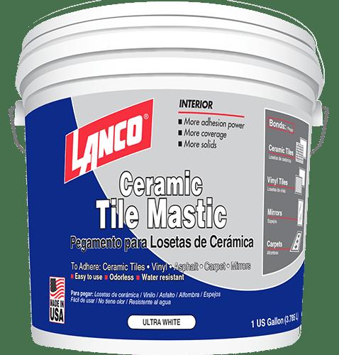 ceramic tile mastic