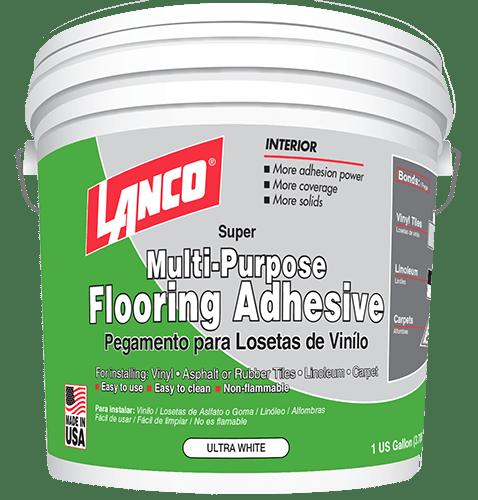 vinyl multi purpose flooring adhesive