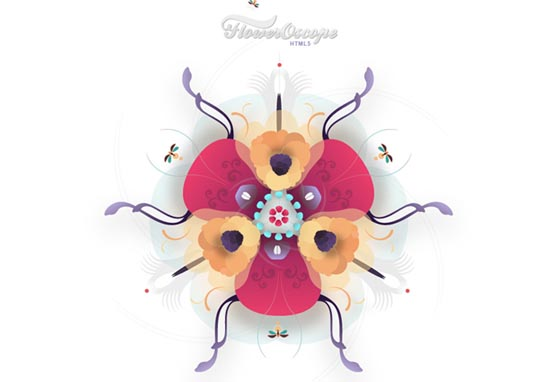 FlowerOscope