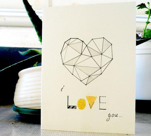 25 Stunning Valentines Day Cards