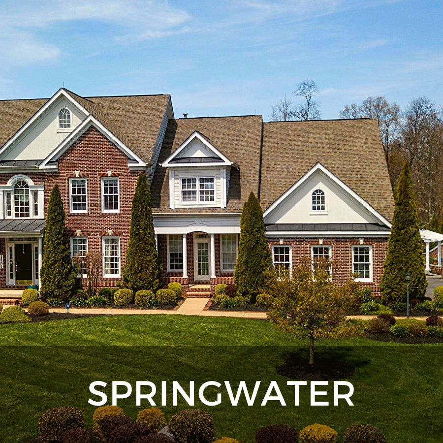 Springwater grand country home