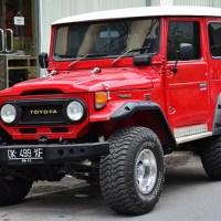 Toyota Land Cruiser BJ40 (1960-1984)