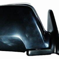 Depo 312-5407R3EB Black Passenger Side Power Non-Heated Mirror
