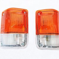 1 Pair of Corner Indicator Light Toyota Land Cruiser 60 Series Fj60 Hj60