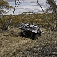 Toyota Land Cruiser Off Roading images