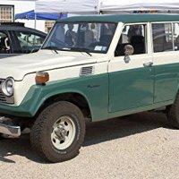 Toyota Land Cruiser - Repair manual (chassis & body)