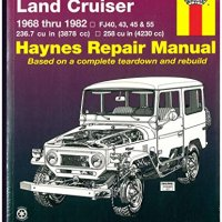 H92055 Haynes Toyota Land Cruiser 1968-1982 Auto Repair Manual