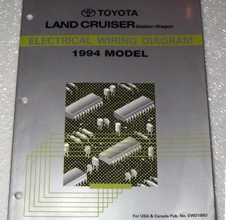 2000 toyota land cruiser wiring diagram 1994 toyota land cruiser electrical wiring diagram  fzj80 series  1994 toyota land cruiser electrical