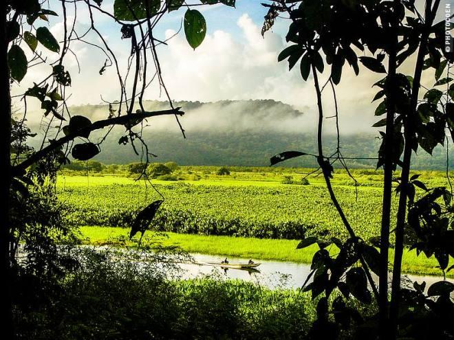 View of Kaw, French Guiana (©photocoen)