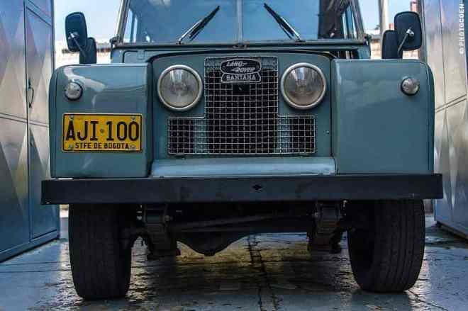 Land Rover Series (©photocoen)
