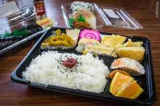 Bento, set-lunch in Japan (©photocoen)