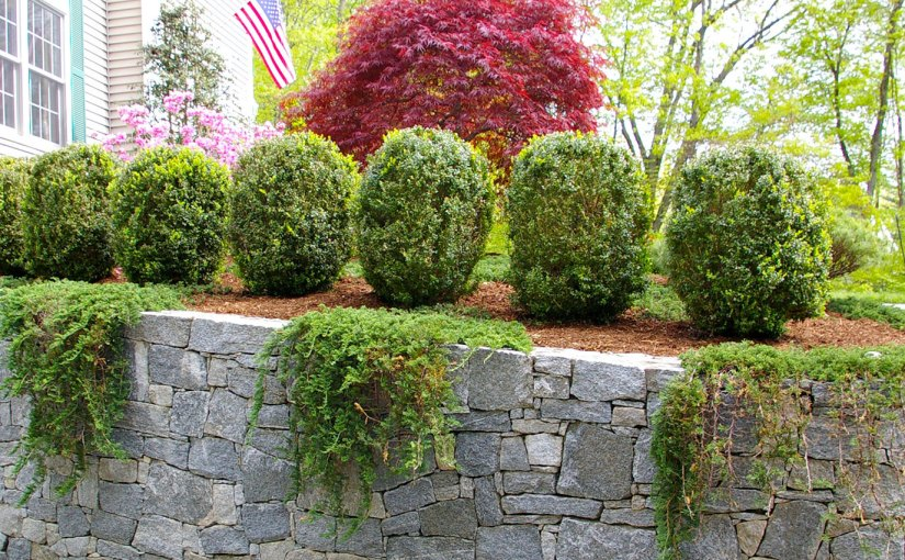 Stone Walls Shouldn't be Imposing