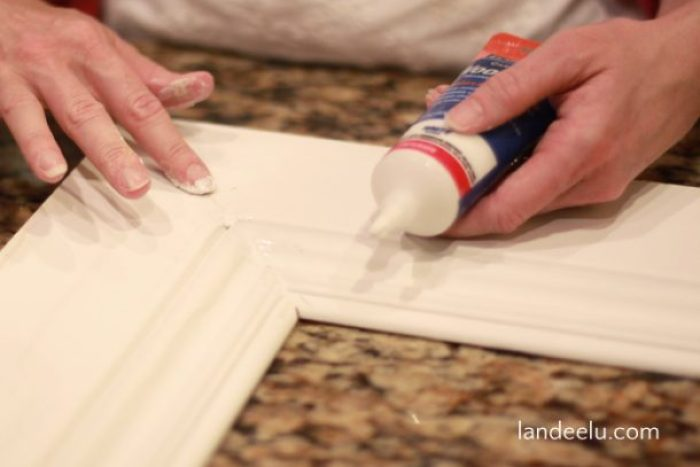How To Build Big Frame Moulding