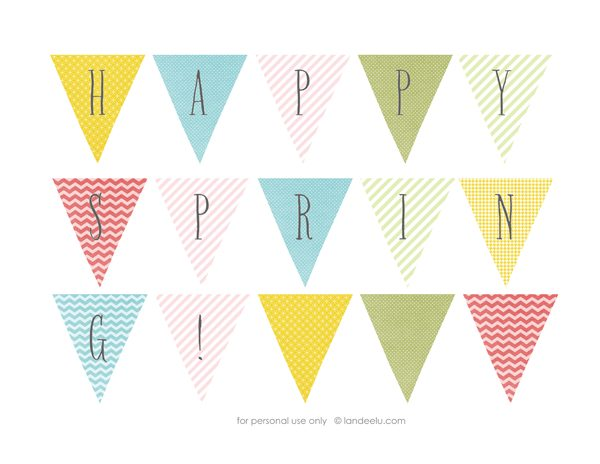 Spring Mini bunting from Landeelu lo-res copy