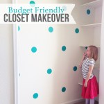 Budget-Friendly Closet Makeover: Kids Edition