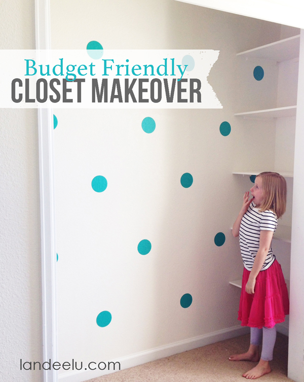 Closet Makeover On A Budget I Am In The Middle Of Bit Large Project Here At House If Youre Following Me Instagram Landeelu Then You Know