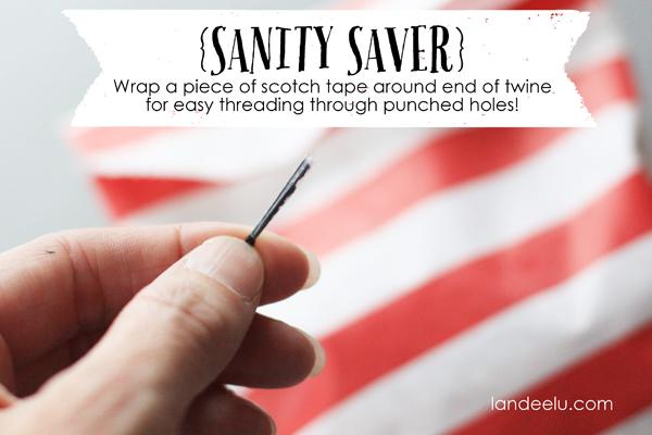 Twine Tip- Easy Threading