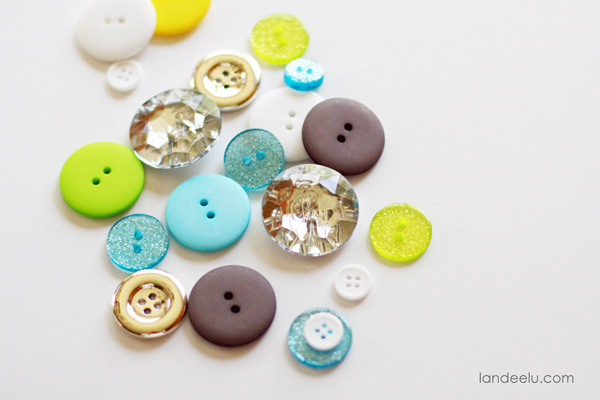 Button Craft Ideas