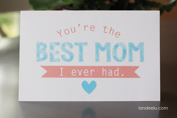 Funny and Free Mother's Day Cards