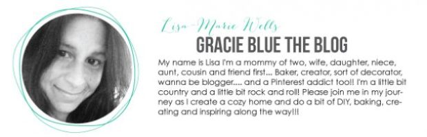 Check out this awesome blog! Gracie Blue the Blog