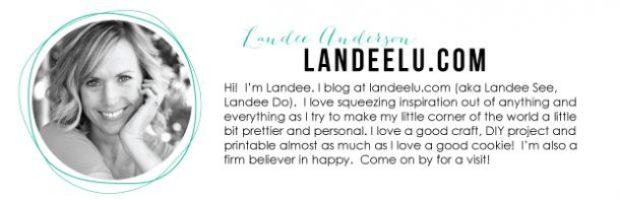 Landee Blog
