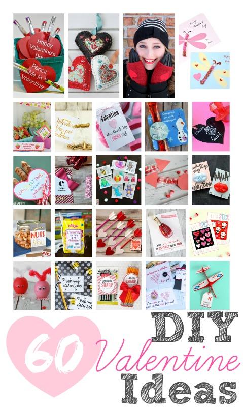 60+ DIY Valentine Ideas! | landeelu.com
