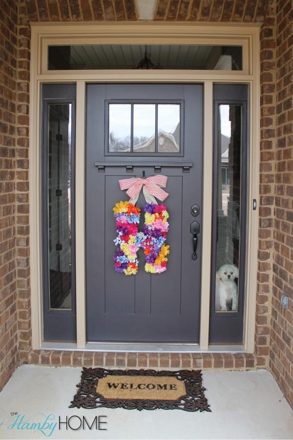 DIY_Floral_initial
