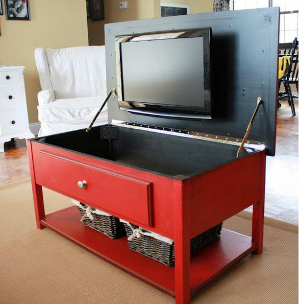 Coffee Table TV