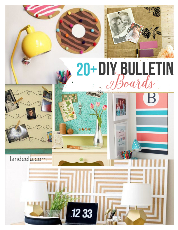 diy cork boards. DIY Bulletin Board Ideas Diy Cork Boards R