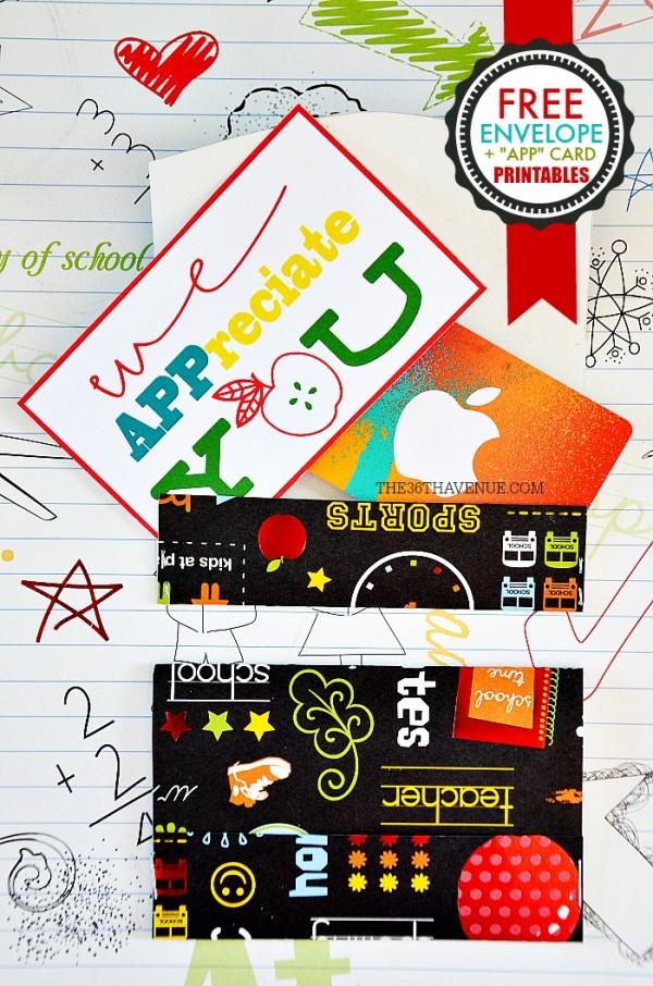 Teacher Appreciation Gift Idea by the36thavenue.com