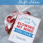 Teacher Appreciation Gift Idea: Blowing My Mind!