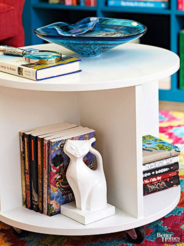 Better Homes and Gardens Build a storage ottoman DIY tutorial