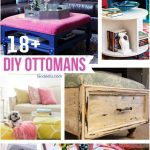 DIY Ottomans