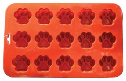 Dog Paw molds