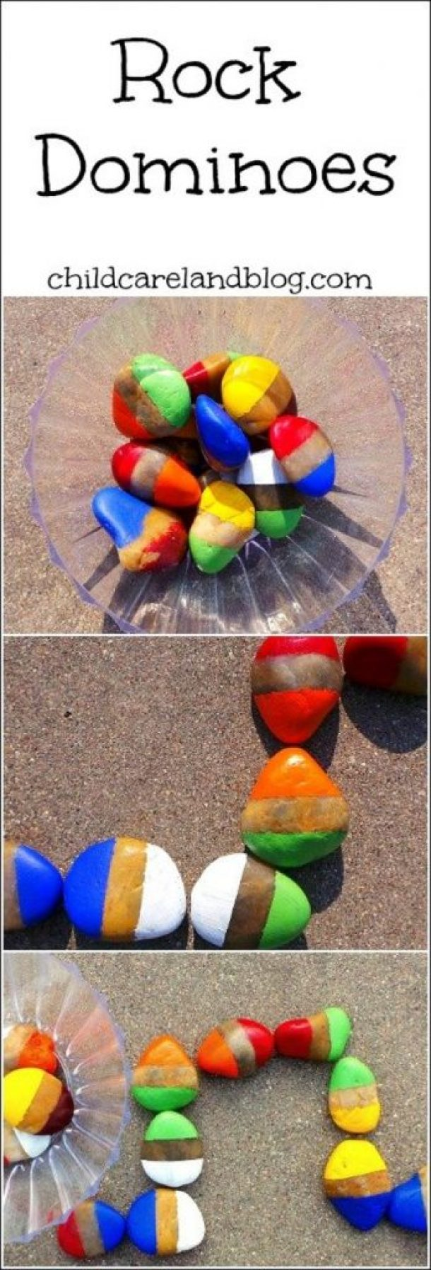 rock dominoes by childcareland blog