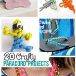 20 Crafty Paracord Projects