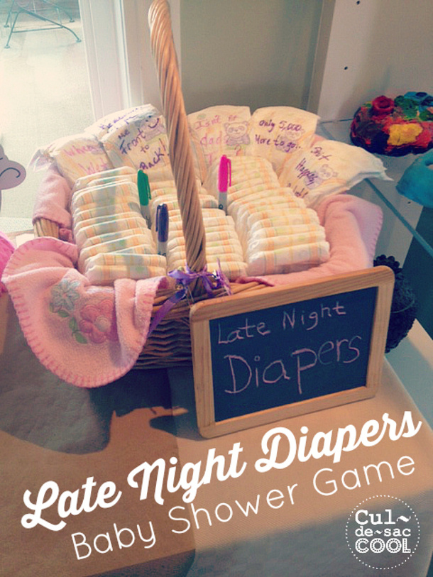 Late-Night-Diapers-Baby-Shower-Game- via cul de sac cool