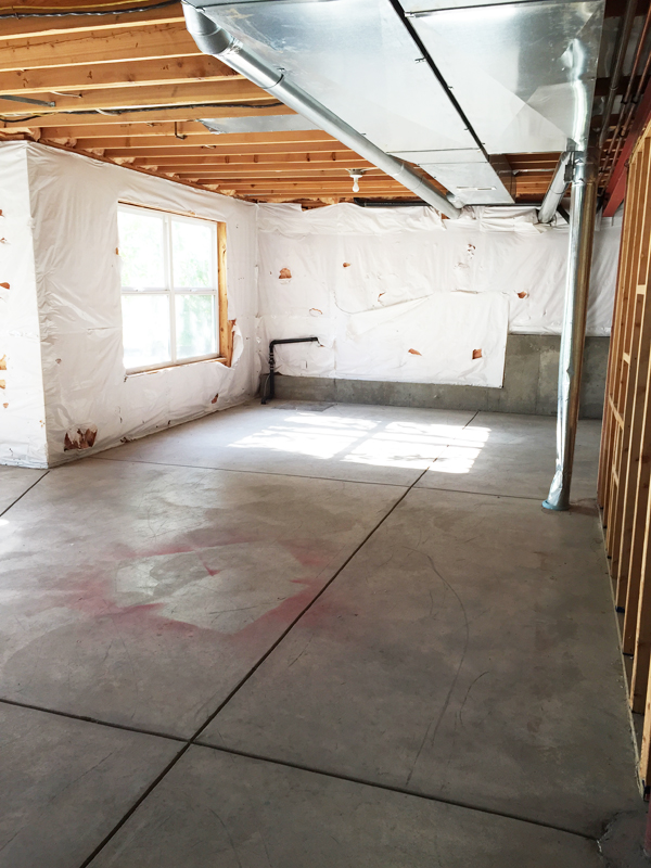 Finishing A Basement: Let's Do This! | landeelu.com Some things to think about, how the process works and great tips on how to get it done!