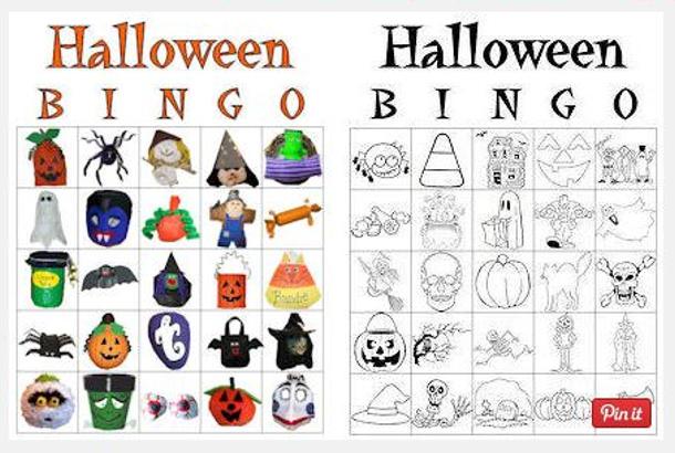 Bingo Game Cards