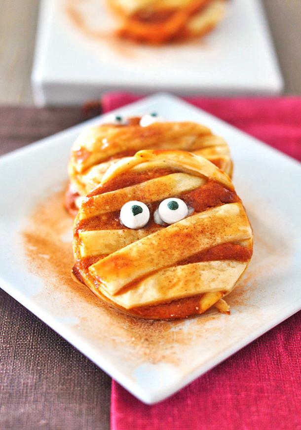 Mummy-cookies-Halloween-Cookies