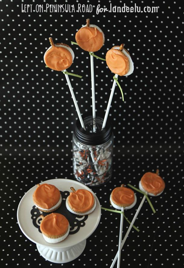 Pumpkin-Smores-Pops