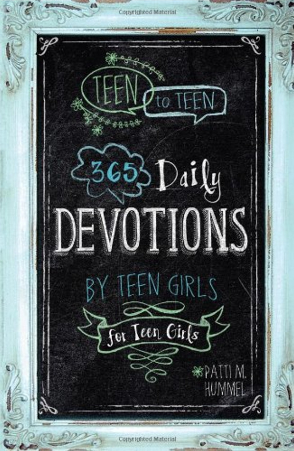 Teen devotions book amazon