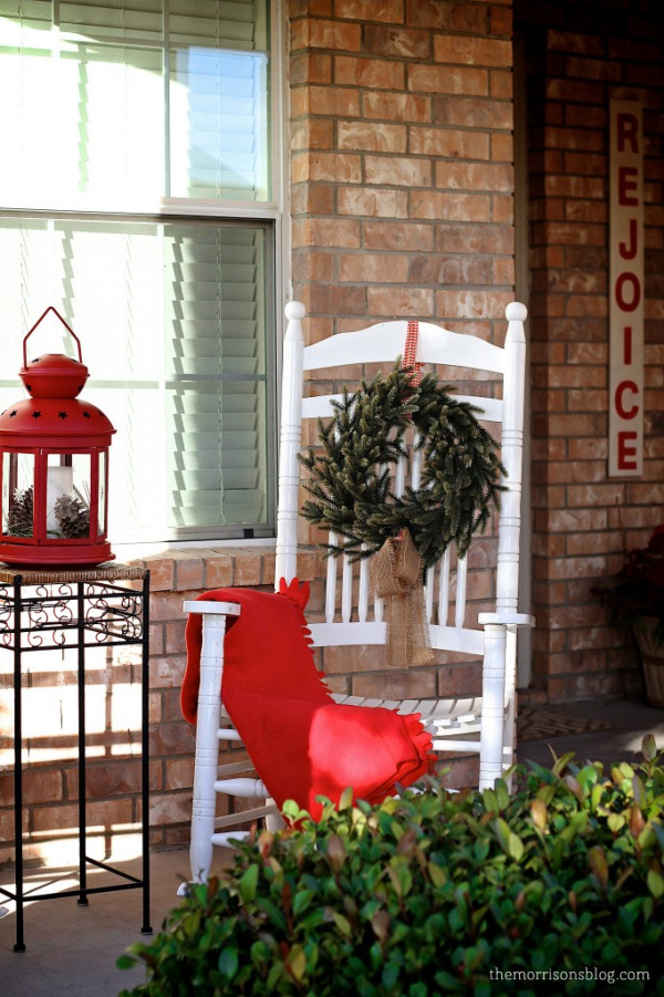 Festive Christmas Porch Decorating Ideas Landeelu Com
