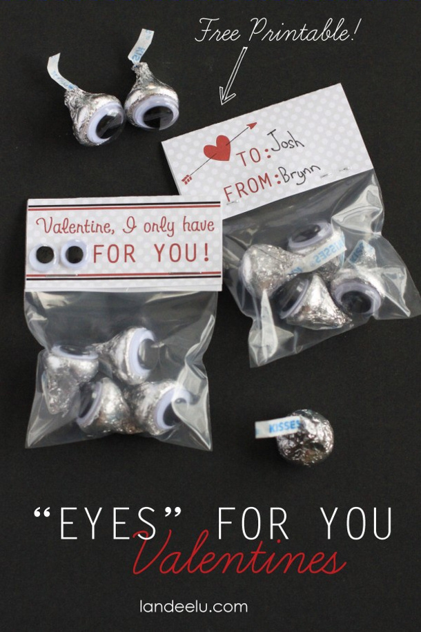 Tons of printables, crafts and ideas for DIY Class Valentines! Your child will feel like a rockstar handing these out!