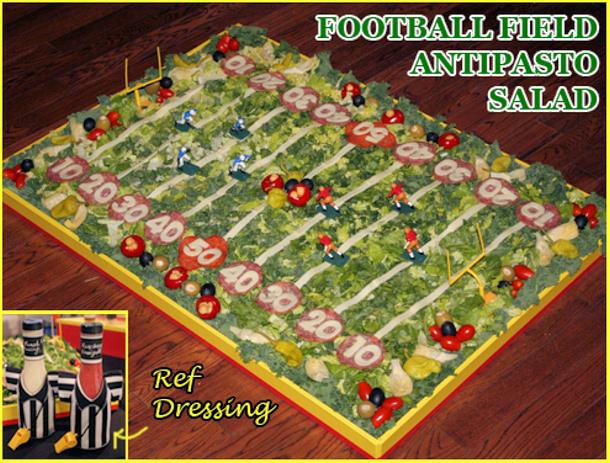 Football-Field-Antipasto-Salad