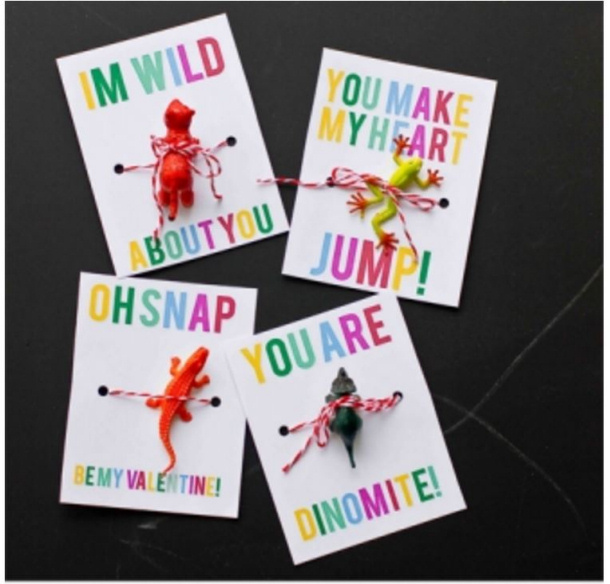 Tiny Animal Valentines Perfect for Boys Sweet Cs Designs