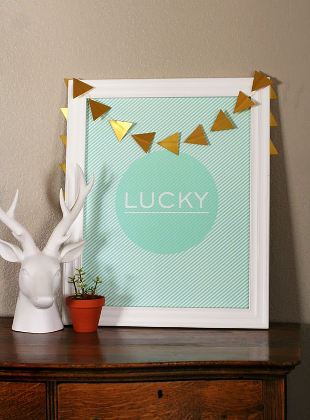 lucky-free-print eighteen25